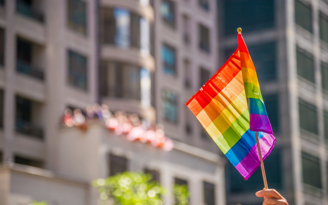 What PRIDE Month Means to a Mom
